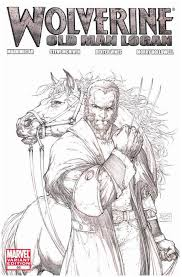rare comics wolverine volume 3 66 michael turner sketch variant