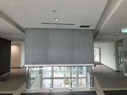 Automatic Fire Curtain Kent Smoke And Fire Curtains Linkedin