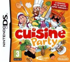 le jeu de la cuisine cuisine sur nintendo ds jeuxvideo com