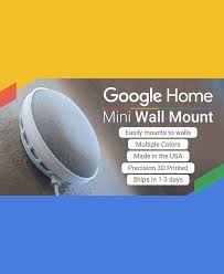 google walls google home mini wall mount ceiling mount assorted