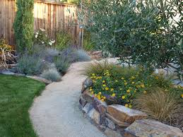 exterior design cozy decomposed granite for outdoor and garden