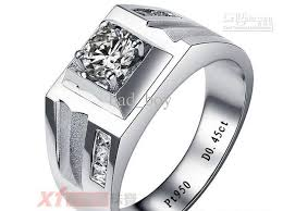 wedding male rings images 2018 2014 fashion diamond ring new men 39 wedding rings gift from jpg