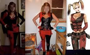 diy harley quinn costume for kids all things fangirl not your average harley quinn costume a guide