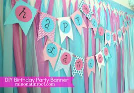 party decorations to make at home home decor
