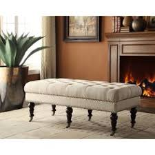 christopher knight home hastings tufted fabric ottoman bench christopher knight home hastings tufted fabric ottoman bench