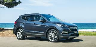 hyundai crossover 2016 2016 hyundai santa fe series ii pricing and specifications