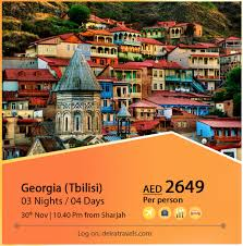 Georgia Travel Packages images Uae national day holiday special tours packages from uae dubai jpg