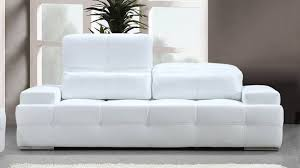 canapé cuir blanc 3 places canapé cuir blanc 3 places a propos de canapé 2 ou 3 places