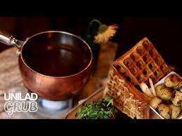 Challenge Unilad How To Make Roast Dinner Fondue Unilad Grub