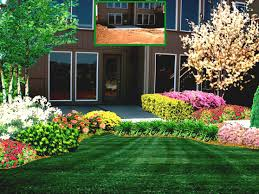 Front Of House Landscaping Ideas by Front Yard Landscaping Ideas For Of House Small Pictures Design