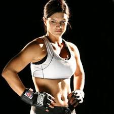 Gina Carano Boob Slip - the smoking pen you shouldn t think of her as a woman