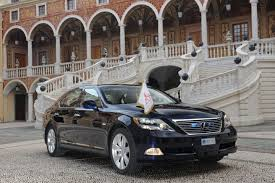 lexus christmas lexus to be official car of monaco u0027s royal wedding pursuitist