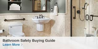 Bathroom Accessories For Senior Citizens Shop Bathroom Safety At Lowes Com