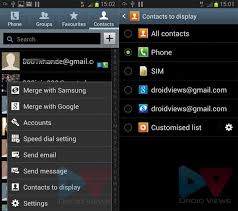 remove account android remove merge delete duplicate contacts on android and gmail