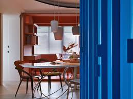 colorful interior by waterfrom design studio ignant com