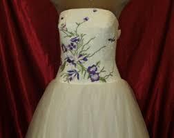 purple beaded dress etsy