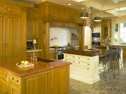 witching brown color kitchen cabinets features modern luxury