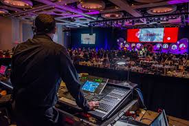on services live event audio visual production av services