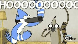 Regular Show Meme - oooooooooooooooooohoooooooooooooooo regular show know your meme