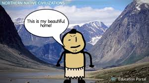 the inuit u0026 aleut civilizations of the far north video u0026 lesson