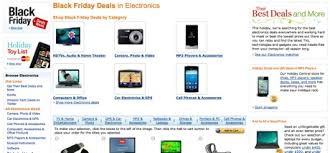 amazon black friday deals amazon kicks off week of black friday sales on electronics zdnet