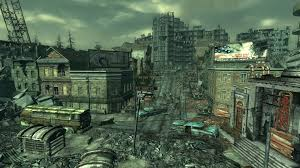 Fallout 3 Map by Takoma Park Fallout Wiki Fandom Powered By Wikia