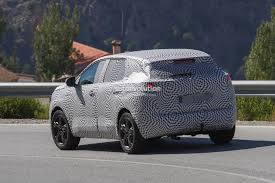 peugeot new models peugeot 3008 replacement caught in the first spy shots of the
