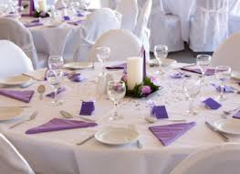 Wedding Reception Table Settings Wedding Table Setting Banquet Wedding Table Setting U