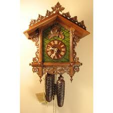 8 Day Cuckoo Clock Cuckoo Clock 8 Day Movement Romach Und Haas Carved Bahnh Usle 8221