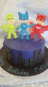 childrens cakes p j masks cake ravens bakery of essex ltd