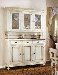 mobile credenza cucina mobile credenza vetrina avorio legno massello it casa e