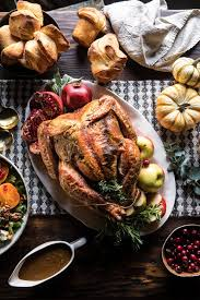 my 2017 thanksgiving menu and guide half baked harvest