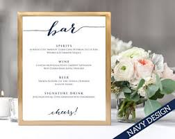 wedding menu templates wedding menu templates editable wedding menu instant