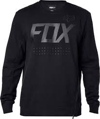 motocross gloves usa fox jersey fox flexair libra pullover fleece men u0027s clothing grey