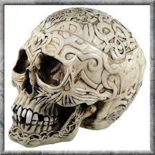 Celtic Skull - celtic skull box stormjewel s gifts