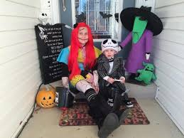 Sally Jack Halloween Costumes Kids Jack Sally Costumes