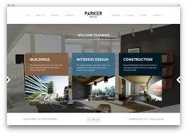 Websites For Interior Designers 30 Awesome Wordpress Portfolio Themes To Showcase Your Work 2017