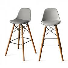 magnifique chaise et tabouret de bar design ormond steelwood pas