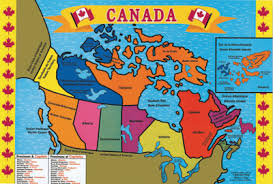 map of canada puzzle school daycare
