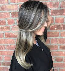 blonde hair with silver highlights the 25 best gray balayage ideas on pinterest balayage hair grey