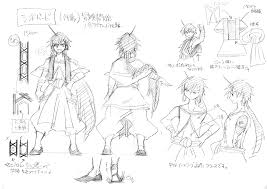 image young sinbad sketch 1 png magi wiki fandom powered by