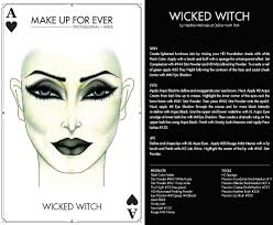 how to apply makeup for wicked witch of the west mugeek vidalondon