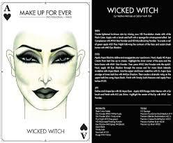 Witch Halloween Makeup Ideas Behance