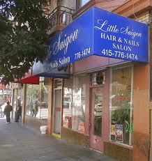 little saigon hair u0026 nails salon nail salons 611 ellis st