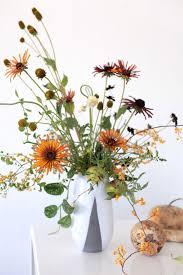 floral arrangement fall flower arrangement ideas crate and barrel
