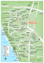 Map Of Bali Villa Windu Sari Seminyak Legian Seminyak Bali Villa Rentals