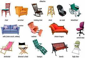 names of furniture names of furniture and household items in english preply blog