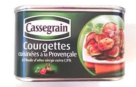 courgettes cuisin s courgettes cuisinées à la provençale à l huile d olive vierge