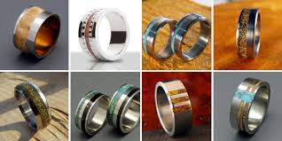 wavelength wedding band wedding rings culinary crafts