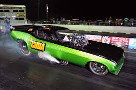 the chaotic world of funny car chaos race weekend from a